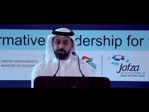 Ahmed Bin Sulayem at the IOD Dubai Global Convention