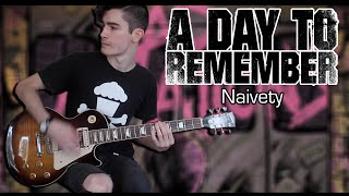 A Day To Remember - Naivety (Guitar & Bass Cover w/ Tabs)
