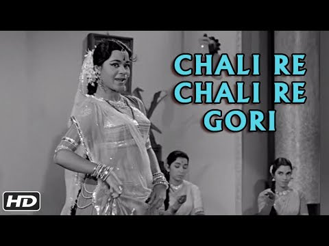 Chali Re Chali Gori Full Video Song | Mr. X In Bombay Songs 1964 | Lata Mangeshkar | Kishore Kumar