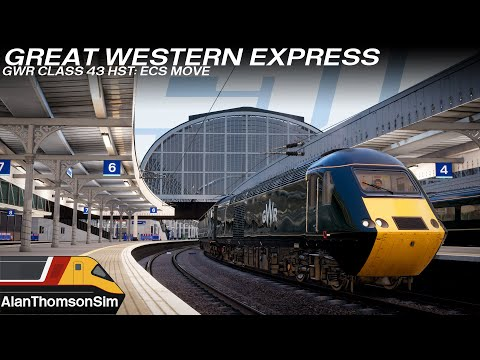 TSW Great Western Express: Class 43(HST)