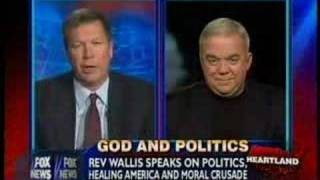 Jim Wallis Speaks on Heartland w/ John Kasich