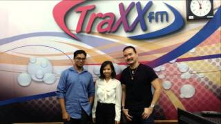 EcoKnights and Genovasi talked Langkawi Knights of Nature Sustainability Camp 2015 at Traxx FM