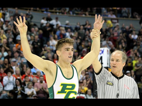 Hunter Willits becomes four-time state wrestilng champion