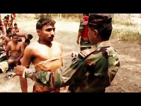 Fitness Test for Army Selection - Pragnya Defence Academy