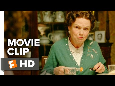 Brooklyn Movie CLIP - Suitable Dinner Conversation (2015) - Saoirse Ronan, Domhnall Gleeson Movie HD