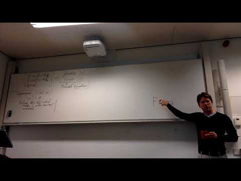Nuclear and Elementary Particles, Week 6 Lecture, 10th of Oct. 17.