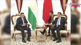 Очередная передача Китаю таджикской территории
