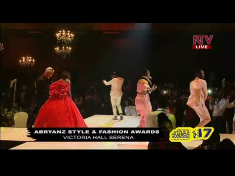 LIVE: Abryanz style and Fashion Awards Part 3 #ASFA2017