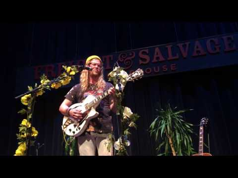 Allen Stone - Tyrone/Can't Feel My Face/Killing Me Softly(Freight & Salvage, Berkeley, CA) 7-26-2017