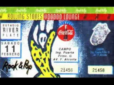 Suck on the jugular - THE ROLLING STONES - Voodoo Lounge