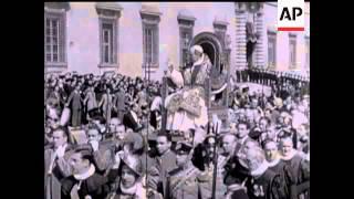 Pope Pius XII Symposium - 1958