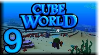 """Spaß im Varsel Ocean - """"Marsches spielt Cube World"""" #9"""