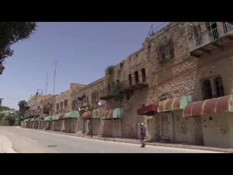 Hebron: una città sotto occupazione