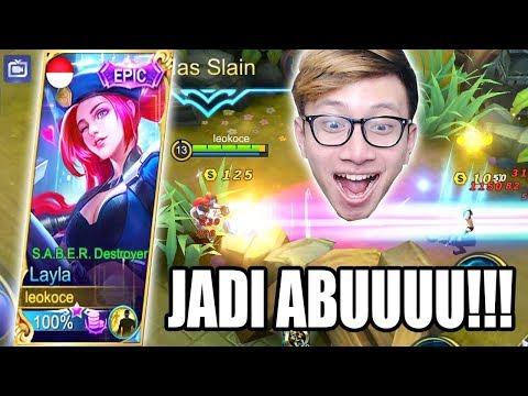 NEW SKIN S.A.B.E.R DEFINISI JADI ABU APIP YULISTIAN - Mobile Legends Indonesia