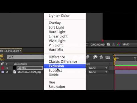 How to Make Flickering Lights in After Effects : After Effects Made Easy