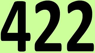 ФРАЗОВЫЕ ГЛАГОЛЫ  АНГЛИЙСКОГО ЯЗЫКА. АНГЛИЙСКИЙ ЯЗЫК ДО АВТОМАТИЗМА ЧАСТЬ 2 УРОК 422