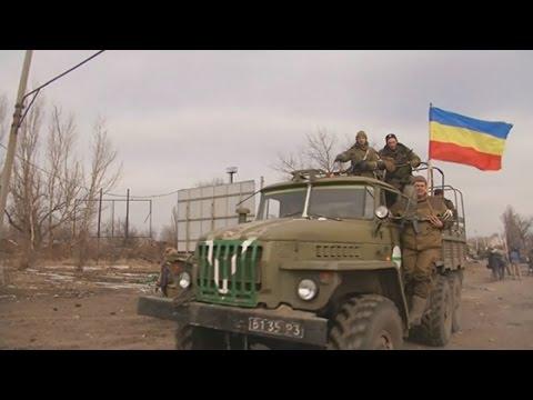 Ukraine crisis: Ceasefire falls apart | Channel 4 News
