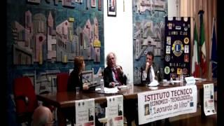 2012 apr 25 - Milazzo * Incontro con Vittorino Andreoli - Lions Club Milazzo