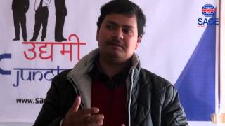 Interview with Nirvana Chaudhary by Shyam Kadel (Part-1
