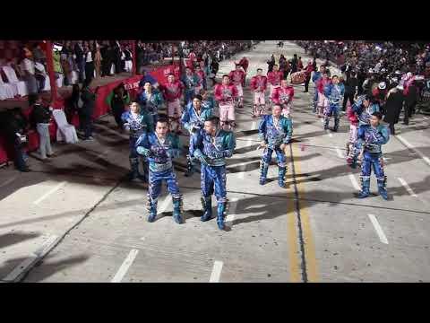 Sambos Caporales, primer convite carnaval de Oruro 2020из YouTube · Длительность: 21 мин32 с