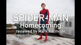 Spider Man: Homecoming reviewed by Mark Kermode