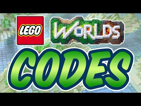 Lego Worlds - Cheat Codes