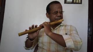 kalyana then nila in  flute by K.L.SIVARAM