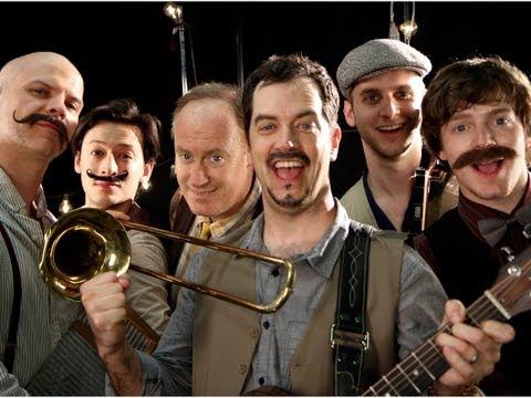 Start A Mumford Band! Key of Awesome #71