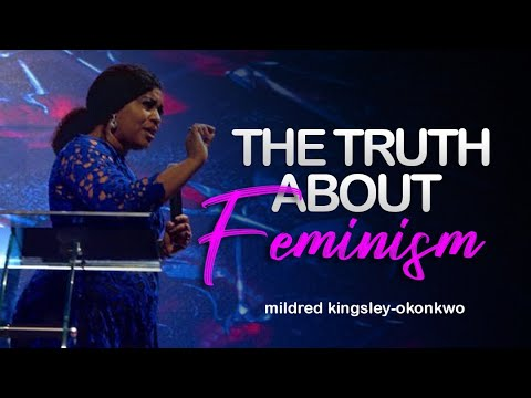 Download THE TRUTH ABOUT FEMINISM | mildred kingsley-okonkwo