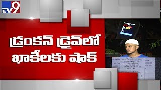 Drunk and Drive test : Man files case against traffic police - TV9