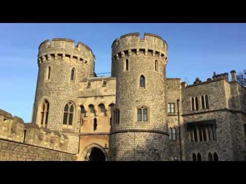 Visite du Château de Windsor