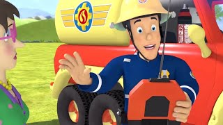 Fireman Sam ⭐️The Flying Drone! 🔥River Rescues of Pontypandy  | Kids Cartoons