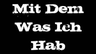 DESSiN & Julia Bischof - Mit Dem Was Ich Hab (Lyrics)