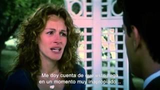 La Boda De Mi Mejor Amigo (Subtítulos) - Tráiler