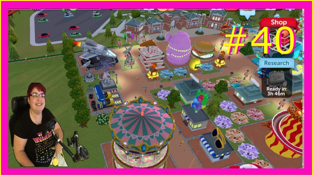 Rollercoster Tycoon Touch 40 Scenarios Like Ants Pt 2