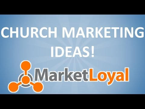 Church Marketing Ideas - Communication and Outreach