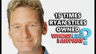 "15 Times Ryan Stiles Owned ""Whose Line Is It, Anyway?"""