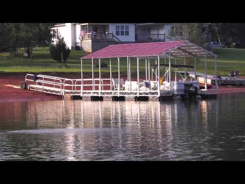 Hewitt Truss Floating Docks