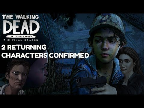 """The Walking Dead:Season 4: """"The Final Season"""" Returning Characters Confirmed + Clem's Age - Twd s4"""