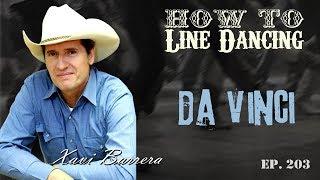 How to dance DA VINCI 64 Counts Beginner Country Line Dance.