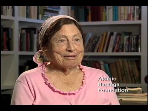 Nancy Greenewalt Frederick's Interview (2006)