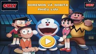 Trò chơi Nobita và Doremon phiêu lưu - cu lỳ chơi game #25 - funny doraemon gameplay