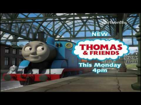 Cartoonito UK Thomas And Friends New Show Promo