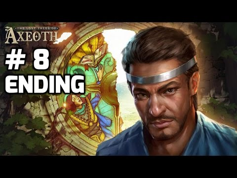 Might & Magic Heroes VII: Lost Tales of Axeoth - Part 8 Ending (Genevieve and Pherlon - Map 5)