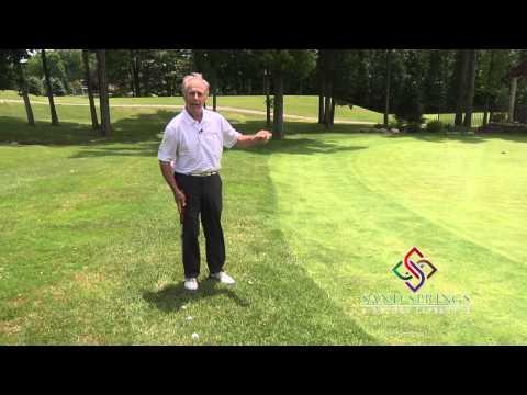 Chuck Jumpeter's Golf Tips