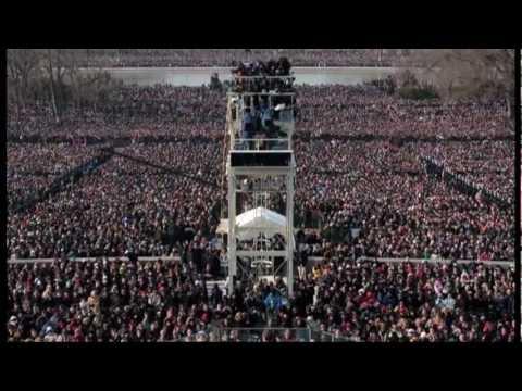 Inauguration at the U.S. Capitol