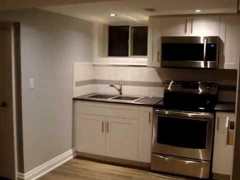 2 Bedroom Basement Apartment Brampton