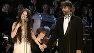 ANDREA BOCELLI & SARAH BRIGHTMAN - Time To Say Goodbye (Live-2000) (HD)