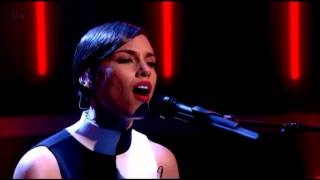 Alicia Keys - Brand New Me (Live Jonathan Ross Show)