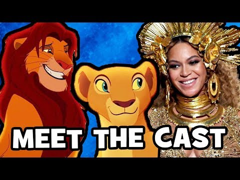 THE LION KING (2019) First Look + Cast Breakdown & Reaction